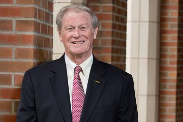 A Message from President Thrasher